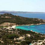 Spiaggia Cala di Trana (Punta Sardegna)