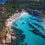 Spiaggia Mortorio (Isola di Mortorio)