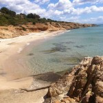 Spiaggia di Pinus Village