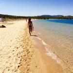 Spiaggia di Costa Serena (Palau)