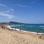 Baia delle Mimose Spiaggia