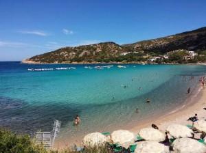 Baja Sardinia Spiaggia