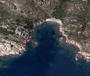 Cala Cappello (Isola Razzoli)