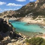 Cala Corsara prima e seconda spiaggia