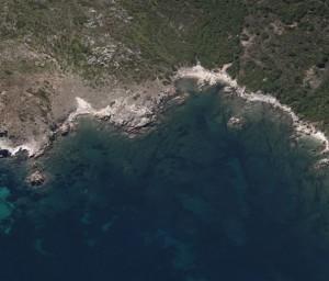Cala Drappo e Cala Tamerici (Isola di Santa Maria)