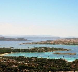 Cala Garibaldi e l'Isola Italiani