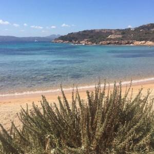 Cala Portese spiaggia dell'isola di Caprera