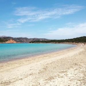 Capo Coda Cavallo Spiaggia
