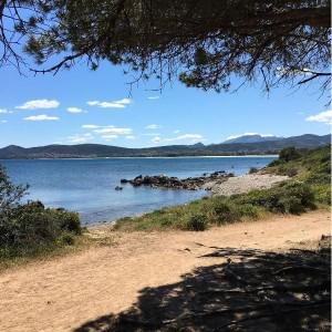 Spiaggia Agrustos (Sardegna)