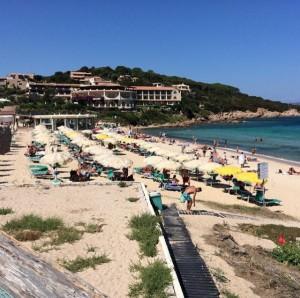Spiaggia Baia Sardinia