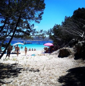 Spiaggia Cala Conneri