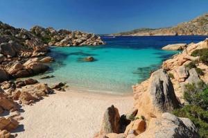 Spiaggia Cala Coticcio (Caprera)