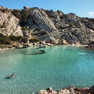 Spiaggia Cala Napoletana (Isola di Caprera)