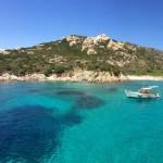 Spiaggia Cala d'Alga (Isola di Spargi)