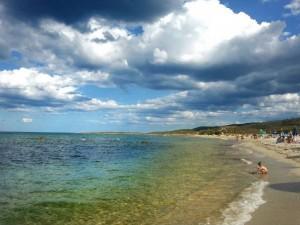Spiaggia Cala d'Ambra (San Teodoro)