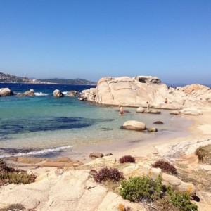 Spiaggia Nido d'Aquila