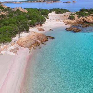 Spiaggia Rosa (Isola Budelli)