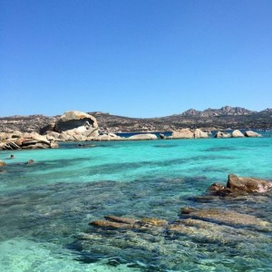 Spiaggia Testa del Polpo (Sardegna)