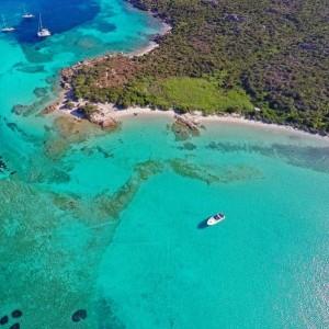 Spiaggia dei Cavalieri (Isola Budelli)