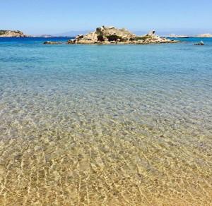 Spiaggia del Cardellino (Isola Maddalena)