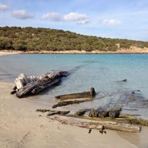 Spiaggia del Relitto (Sardegna)