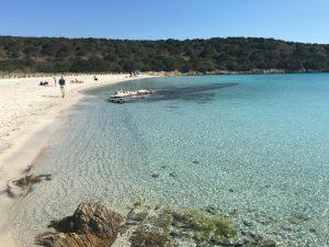 Spiaggia del Relitto dell'Isola Caprera