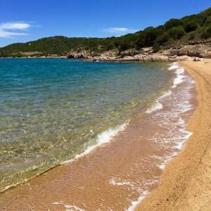 Spiaggia delle Saline (Baia Sardinia)