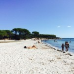 Spiaggia di Agrustos (Sardegna)