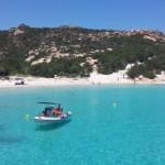 Spiaggia di Cala Granara (Isola di Spargi)