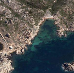 Spiaggia di Cala Lunga (Razzoli)