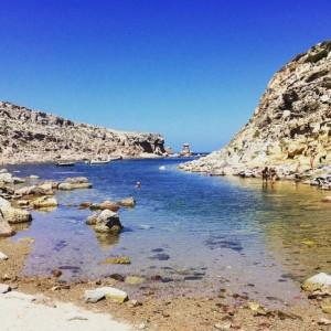 Cala Lunga (Isola di San Pietro)