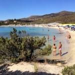 Cala Sassari Spiaggia