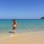 Cala Sinzias Spiaggia