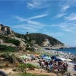 Capo Carbonara Spiaggia