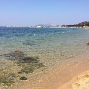 (Capo Ceraso) Spiaggia di Cala Sa Figu