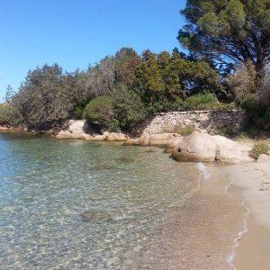 Li Mucchi Bianchi (Baja Sardinia)