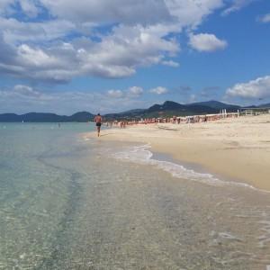 Piscina Rei Beach