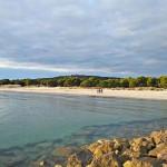 Porto Pino prima spiaggia