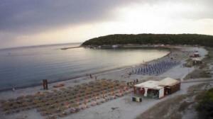 Porto Pino Spiaggia