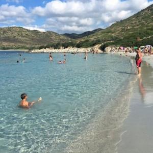 Punta Molentis (Sardegna)