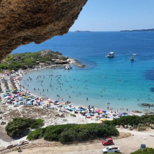 Punta Molentis Spiaggia