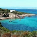Punta delle Colonne (Isola di San Pietro)