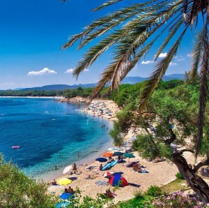 Santa Maria Navarrese Spiaggia