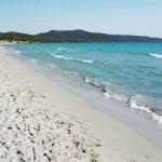 Seconda spiaggia di Porto Pino