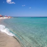 Spiaggia Berchida (Sardegna)