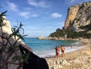 Spiaggia Cala Cartoe