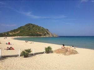 Spiaggia Cala Monte Turno