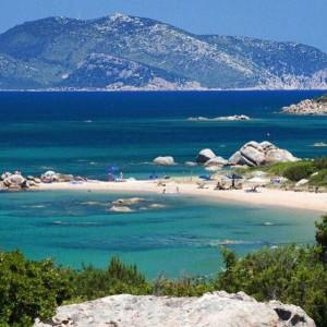 Spiaggia Cala Sa Figu (Capo Ceraso)