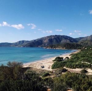Spiaggia Campulongu (Sardegna)