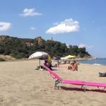 Spiaggia Colostrai (Sardegna)